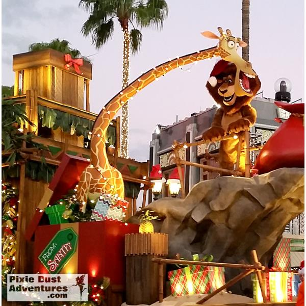 Universal Holiday Parade 05