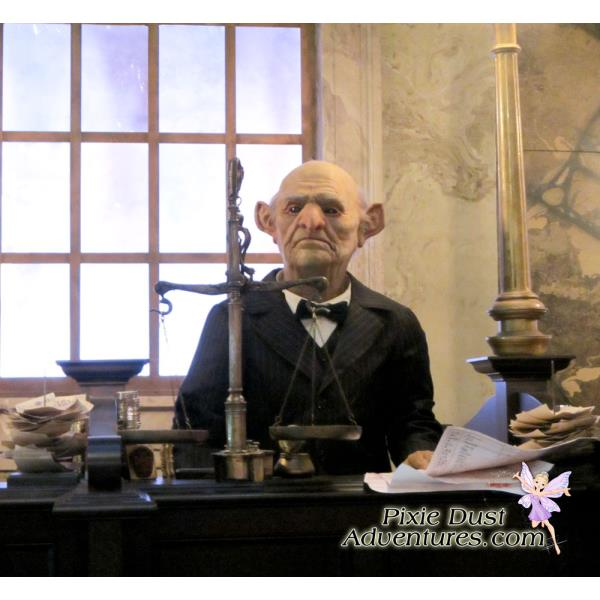 Gringotts Bank Goblin2