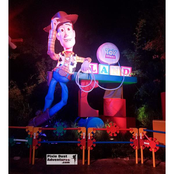 Toy Story Land-7