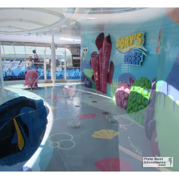 Disney Wonder Dorys Reef